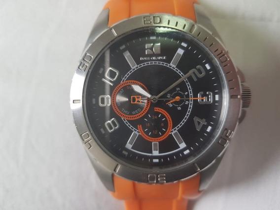 Relogio Hugo Boss Orange