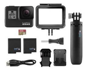 Câmera Digital Gopro Hero7 Black Com 12mp