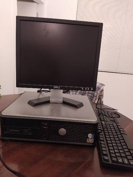 Computador Usado Dell Intel Core 2 Duo