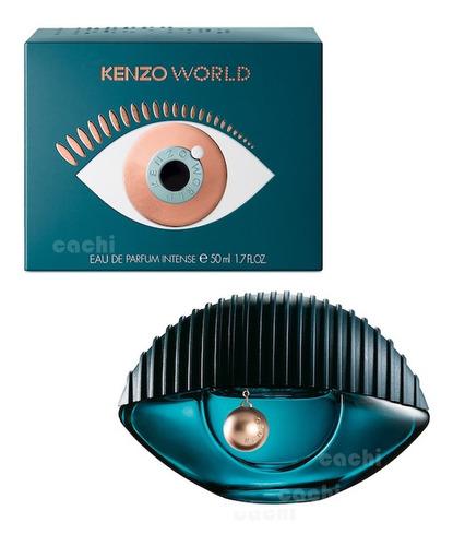 Perfume Kenzo World Edp Intense 50ml Original