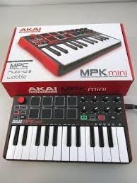 Akai Mpk Mini Mk2 Nuevo
