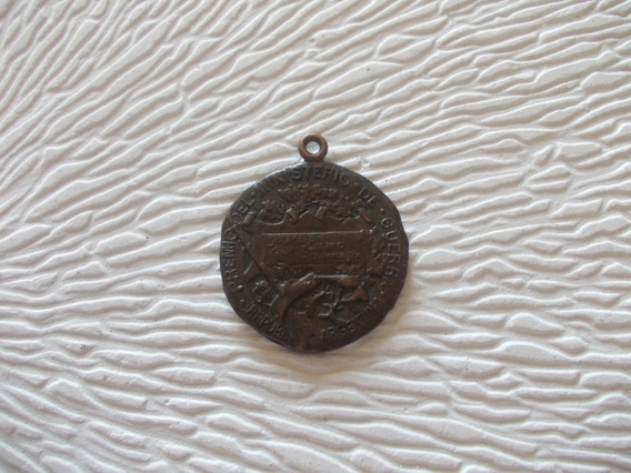 Medalla Premio Ministerio Guerra Direc. Tiro