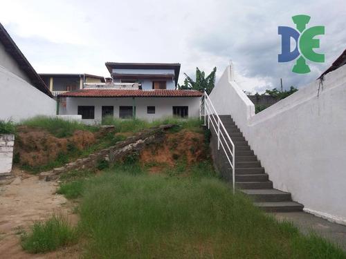 Casa Com 1 Dormitório À Venda, 250 M² Por R$ 318.000,00 - Jardim Terras De São João - Jacareí/sp - Ca0643