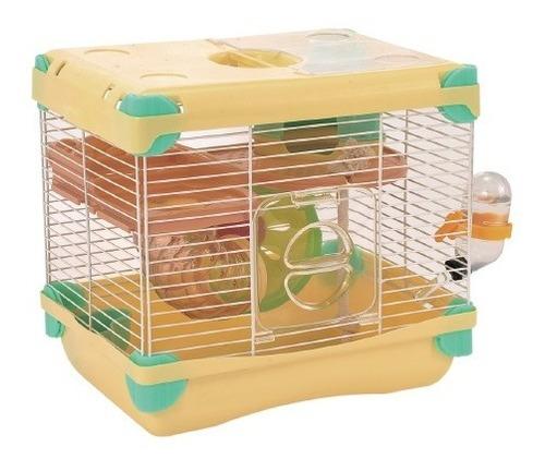 Sunny Jaula Hamster Land Adventure Sp-3625 Crema