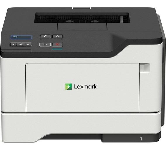 Impresora Laser Monocromática Lexmark B2338dw Wifi Blanco Y Negro Libreria Comercial Oficio A4