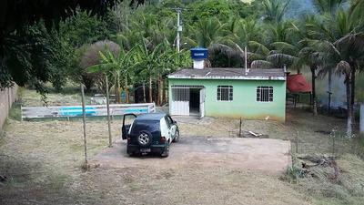 Chacara Com Picina Promar Na Beira Da Br 116 Inhapim .m.g