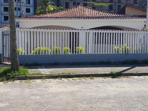 (ref: 3524) Casa- Itanhaém/sp - Campos Elísios