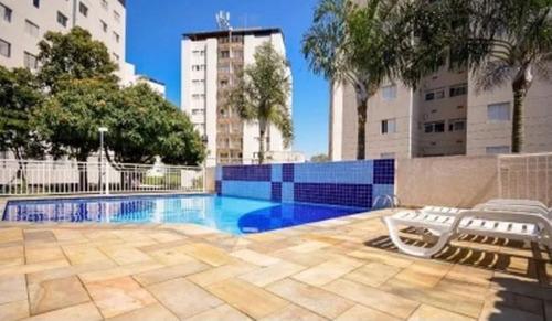 Apartamento Em Vila Ema, São Paulo/sp De 62m² 3 Quartos À Venda Por R$ 380.000,00 - Ap946363
