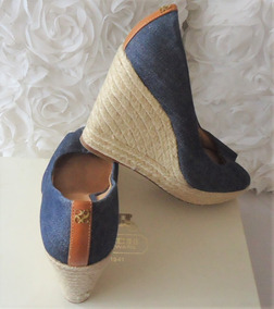 Zapatos Coach Milan Wedge Talla 3.5