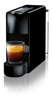Cafetera Nespresso Essenza Mini Black C30 19b Gtia Oficial 6
