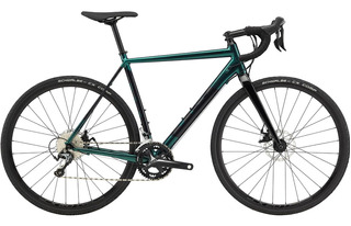 Bicicleta Ciclocross 20v Cannondale Caadx Tiagra 2020