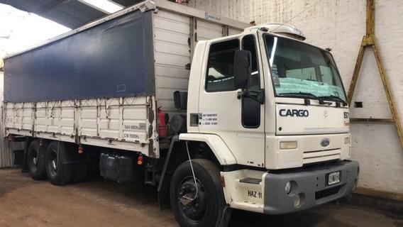 Ford Cargo 1517 6x2 Modelo 2008