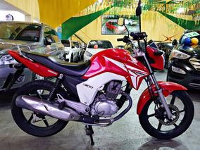 Honda Cg 150 Titan 2015 - Titan 150 Esd Mix 2015 Vermelha