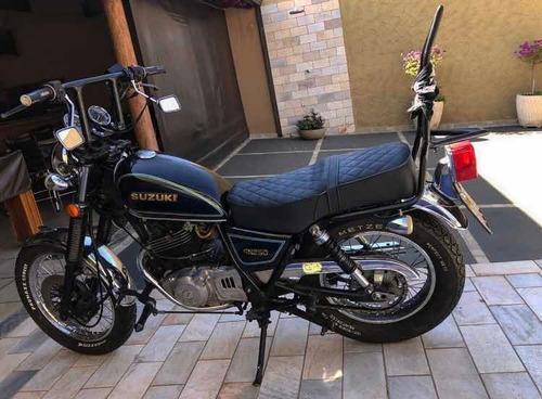 Suzuki Intruder / Gn 250