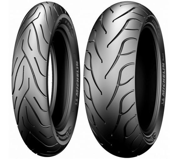 Pneu 140/75-17 & 200/55-17 * Michelin Commander 2