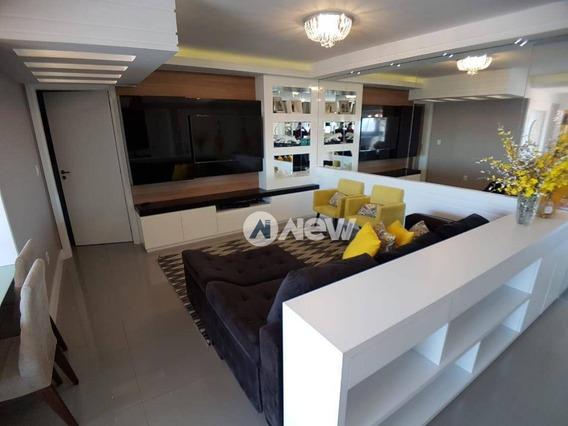 Apartamento Com 3 Dormitórios À Venda, 114 M² Por R$ 985.000 - Centro - São Leopoldo/rs - Ap2652