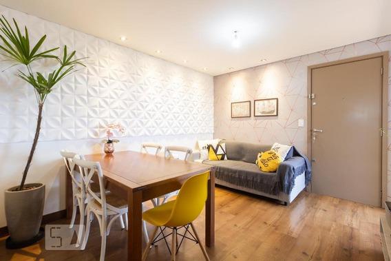 Apartamento Para Aluguel - Jardim Botânico, 2 Quartos, 55 - 893115712