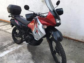 Kawa Klr 650 2012 10.000km Factura Agencia Todo Pagado Nueva