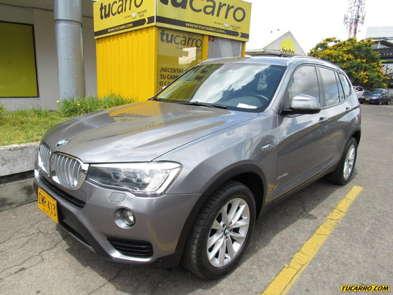 Bmw X3 Xdrive 28i [f25} Executive 2.0 Automatica 4x4