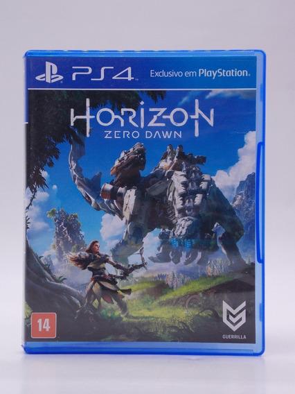 Horizon Zero Dawn Play Station 4 Original Mídia Física