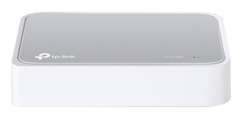 Imagen 1 de 3 de Tp-link Tl-sf1005d Switch 5 Puertos