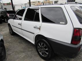 Volkswagen Parati 1.6 Mi Cl 5p Gasolina 1999 Com Direçao