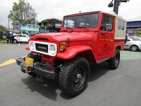 Toyota Fj 43 Mt 4300cc 4x4