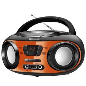 Rádio Boombox Bx-18 Rádio Fm, Função Folder 8w Rms - Mondial
