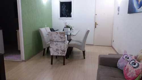 Imagem 1 de 13 de Apartamento Com 2 Dormitórios À Venda, 64 M² Por R$ 265.000 - Jardim Santa Emília - São Paulo/sp - Ap2705