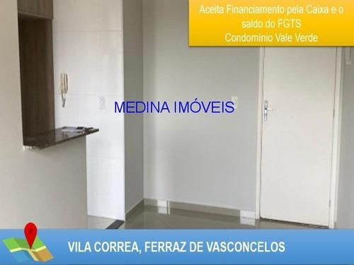 Imagem 1 de 19 de Apartamento Em Ferraz Para Venda E Locação - Ap00248 - 68178959