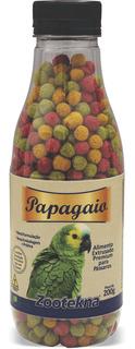 Alimento Extrusado Premium Para Papagaio - 200 G