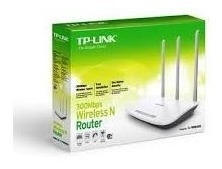 Roteador Wireless N 300mbps Tlwr845n