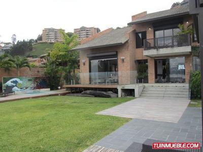 Casas En Venta Alto Hatillo 18-14242