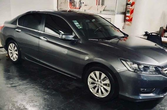 Honda Accord 2.4 Ex-l At G9 2014