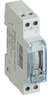 Interruptor Horario Legrand Bp 3007 Reloj Programable Vrv