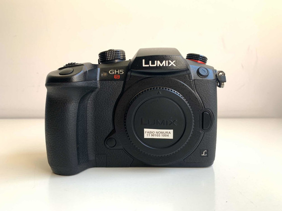 Panasonic Lumix Gh5s Mft