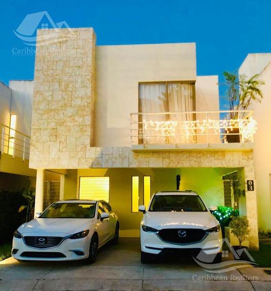 Casa En Venta En Playa Del Carmen Riviera Maya Bali