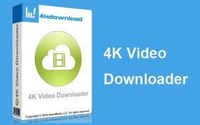 4k Video Downloader Premium 2019 +envio Imediato Ult. Versão