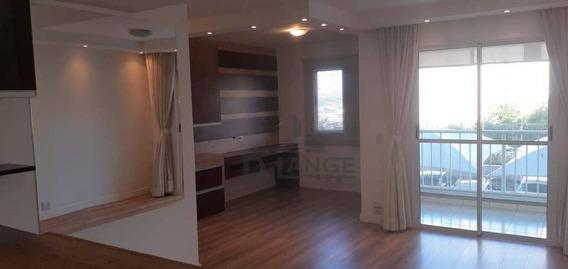 Apartamento Com 2 Dormitórios À Venda, 66 M² Por R$ 495.000,00 - Mansões Santo Antônio - Campinas/sp - Ap18813
