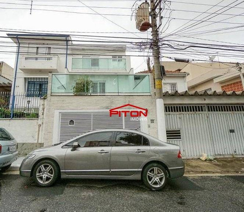 Sobrado Com 3 Dormitórios À Venda, 150 M² Por R$ 999.000,00 - Penha De França - São Paulo/sp - So2754