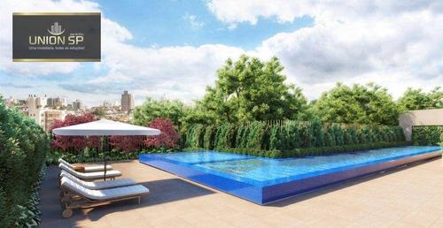 Imagem 1 de 6 de Cobertura Com 3 Dormitórios À Venda, 163 M² Por R$ 1.705.250,00 - Morumbi - São Paulo/sp - Co2063