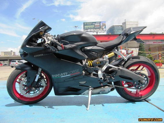 Moto Ducati 889 Panigale Abs Ws