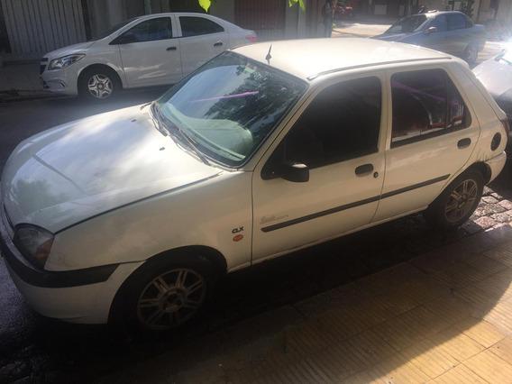 Ford Fiesta Clx Sport 2001 Nafta 1.6