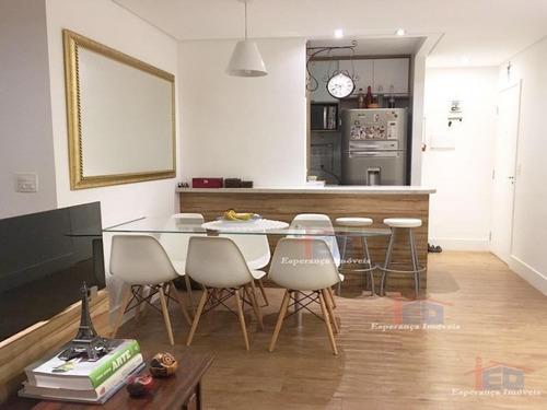 Ref.: 634 - Apartamento Em São Paulo Para Venda - V634