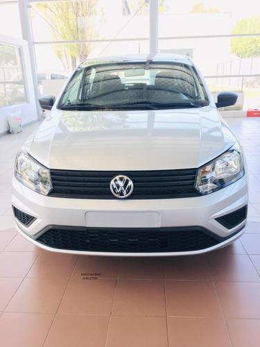 Volkswagen Gol Trend 0km-anticipo Mínimo-usado-cuotas, Dni P