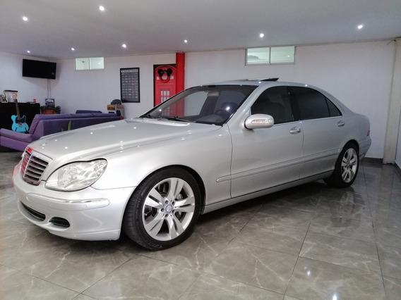 Mercedes-benz Clase S600