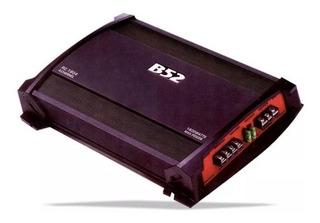 Potencia Amplificador B 52 4 Canales 1800w Rc-1804 450 X 4