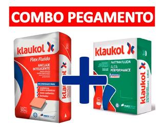 Combo Pegamento Klaukol Loza Radiante + Pastina Alta Perform