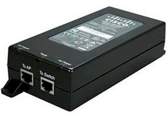 Power Injector Poe Cisco Air-pwrinj6= 802.3at 30w/15.4w