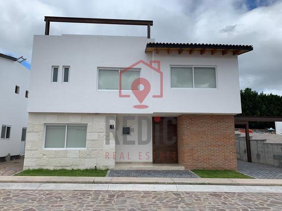 Hermosa Casa Nueva En Alzada Balvanera